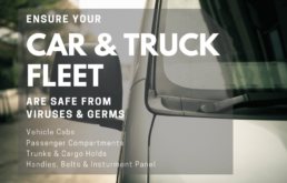 Fleet Covid Sanitization & Germ Surface Protection
