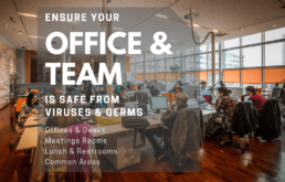 Office Covid Sanitization & Germ Surface Protection