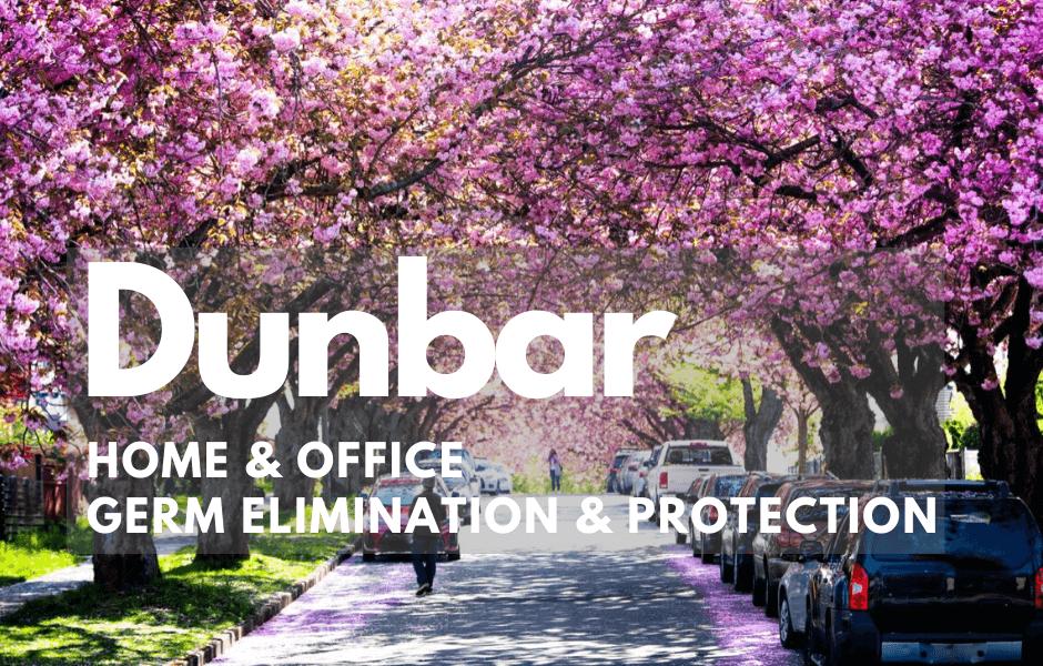 Dunbar Covid Sanitization & Germ Surface Protection