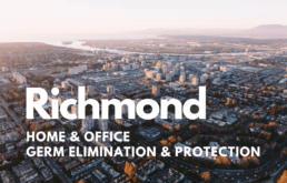 Richmond Covid Sanitization & Germ Surface Protection