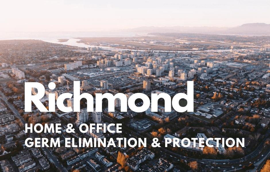 Richmond Covid Sanitization & Germ Surface Protection
